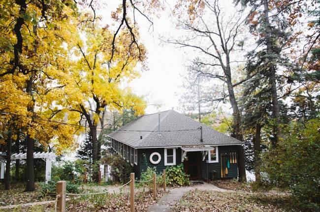 bunk house | camp wandawega