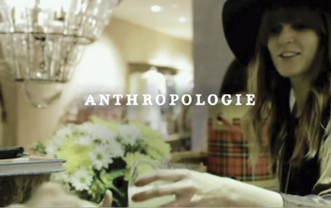 Anthropologie Found Free & Flea