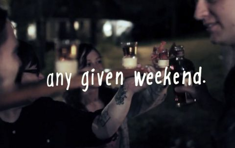 Any Given Weekend