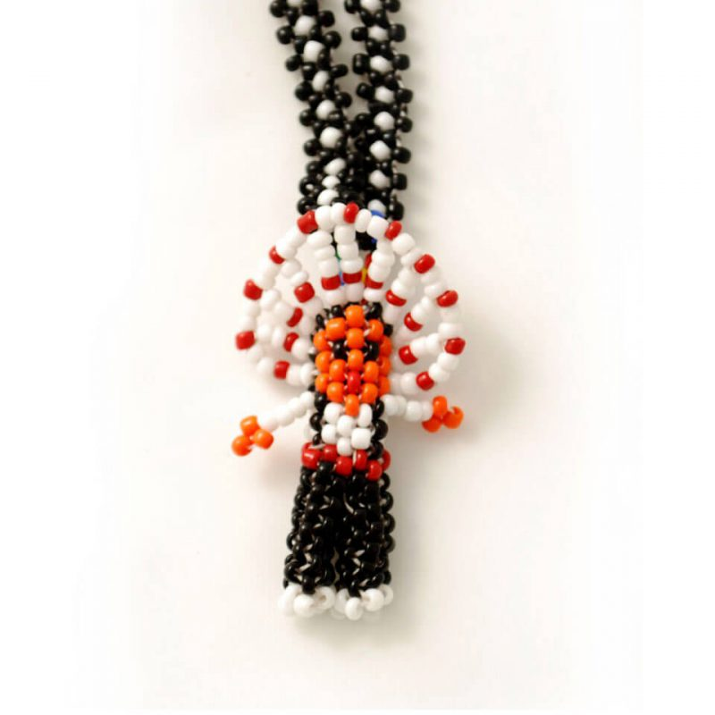 Indian Doll Necklace