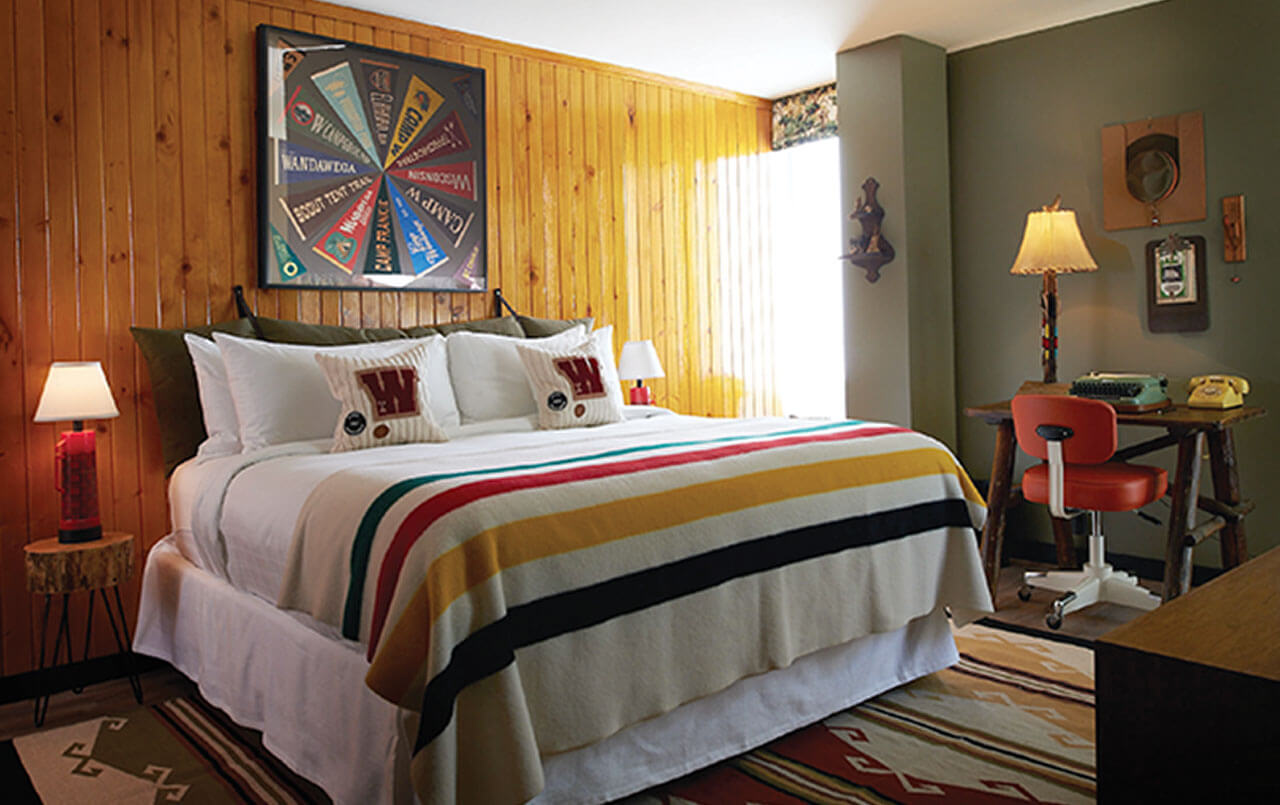 Graduate Hotels and Camp Wandawega
