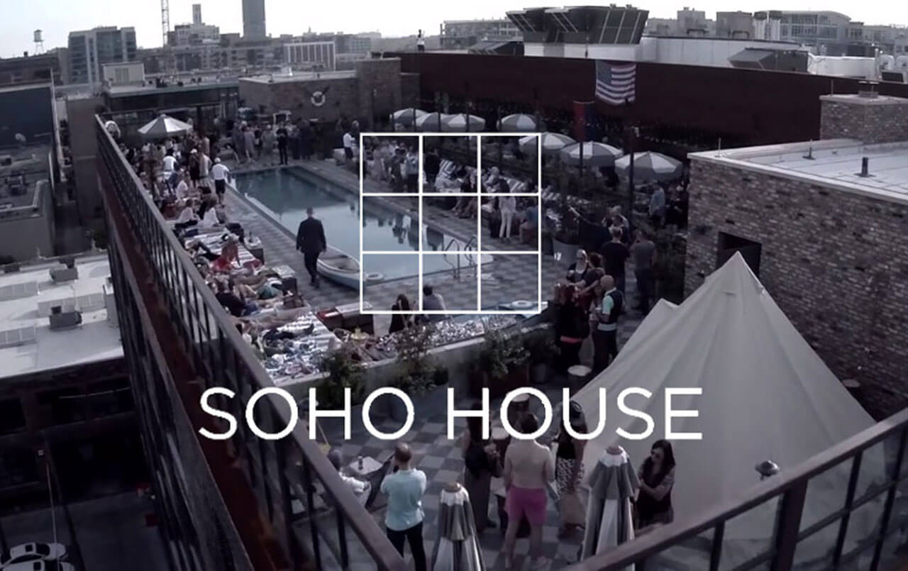 Soho House Rooftop Takeover