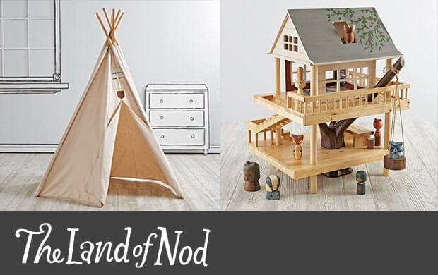 Camp Wandawega for Nod Collection