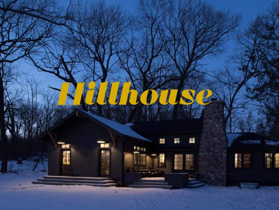 Wandawega Hillhouse