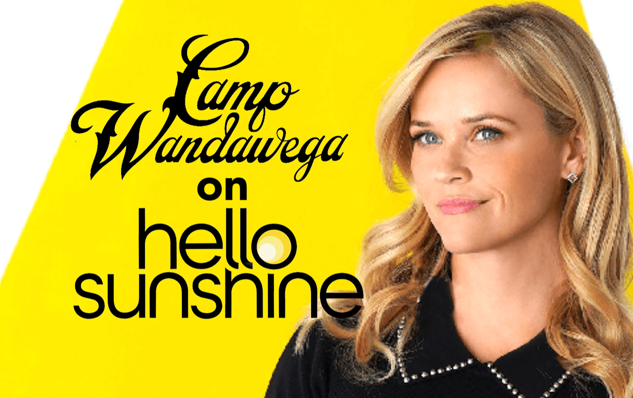 Reese Witherspoon's HELLO SUNSHINE 'Creative Women series' segment!
