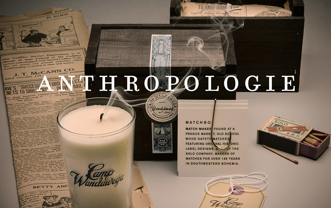 Anthropologie & Tatine