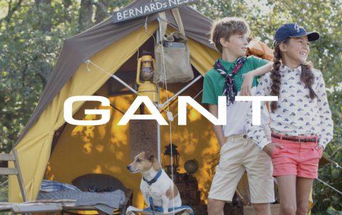 Gant & Camp Wandawega SS15