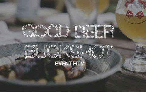 Good Beer Buckshot