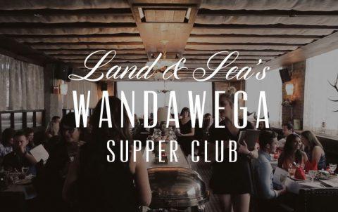 Land & Sea's Wandawega Supper Club