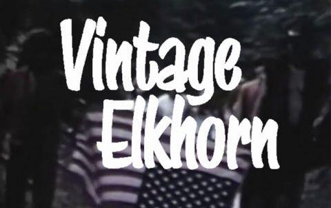 Vintage Elkhorn