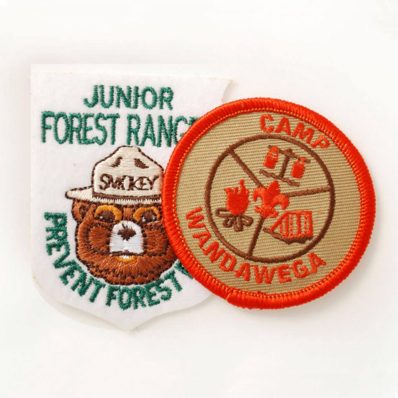 Embroidered Patch Kit