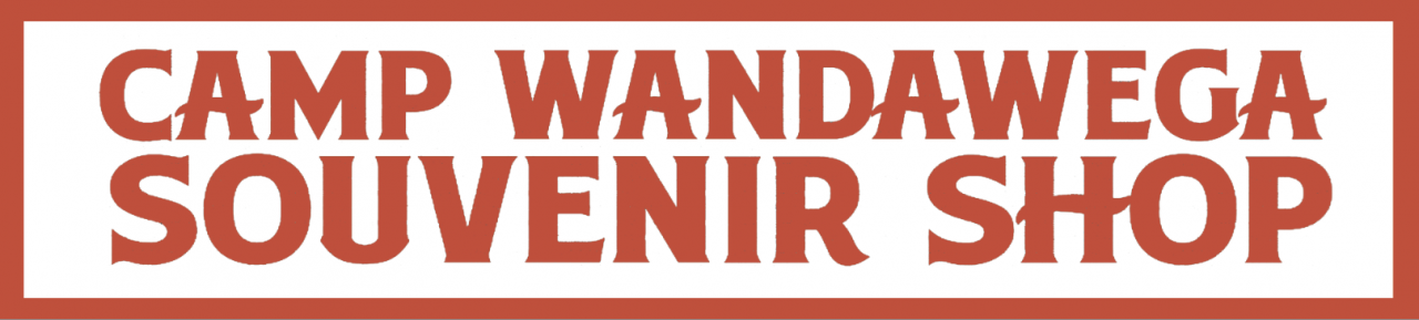 Camp Wandawega Souvenir Shop