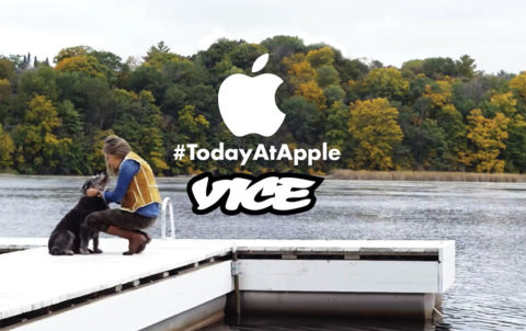 VICE for APPLE at Camp