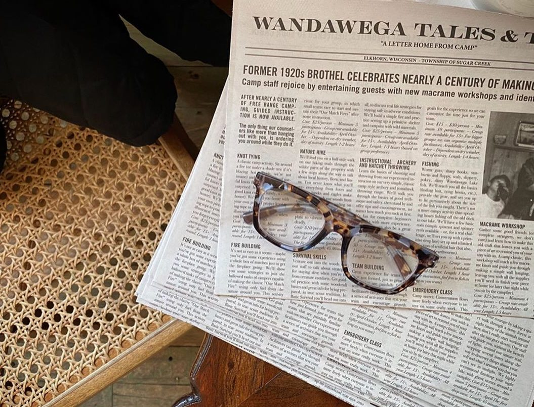 Wandawega Newspaper