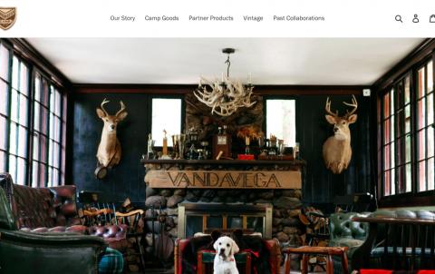 New: Wandawega Campstore is Live!