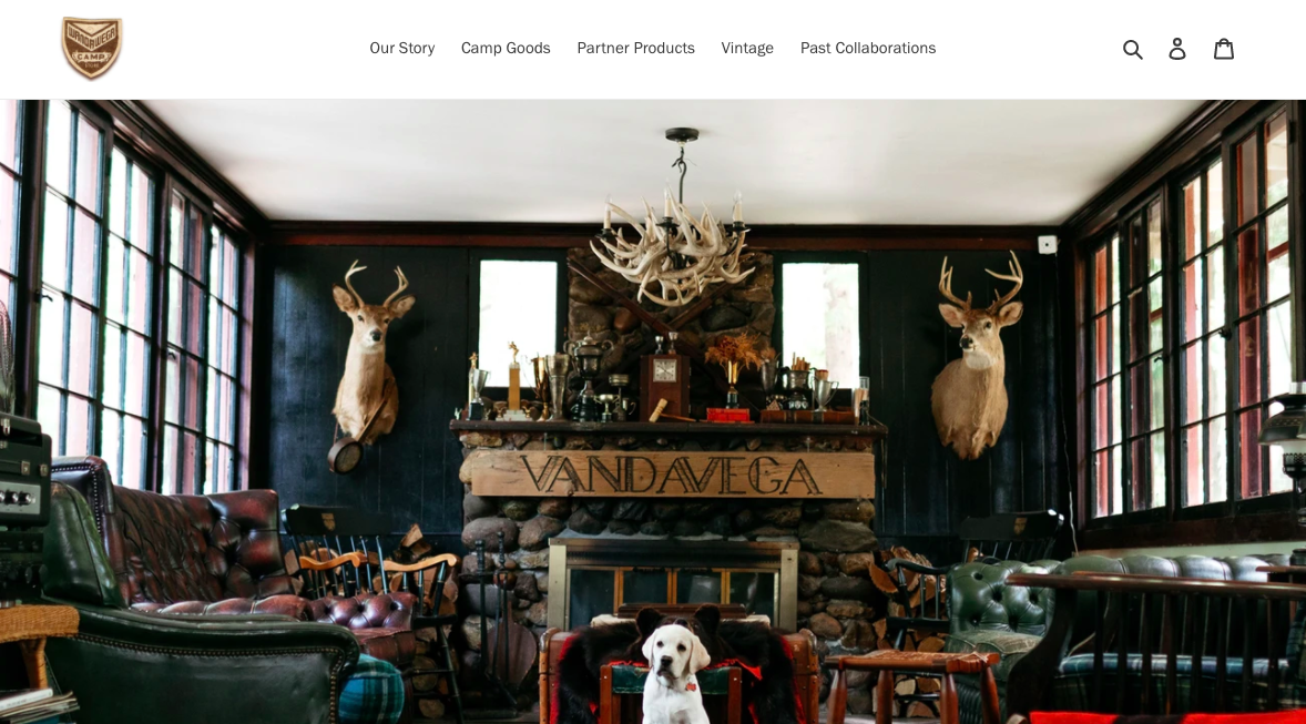 New: Wandawega Campstore is Live!