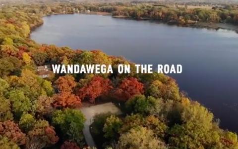 Wandawega on the Road